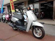 ホンダ トゥデイ 中古 シルバー 走行距離3,096km 激安29,800円 4サイクルエンジン
