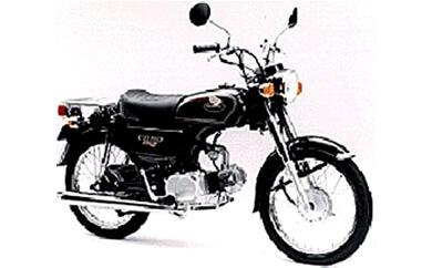 ホンダ ベンリィCD90 ブラック