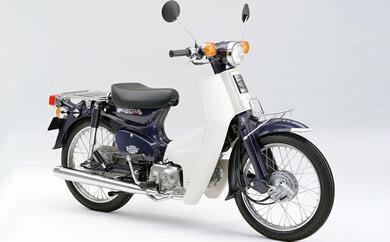 ホンダ スーパーカブ90 DX
