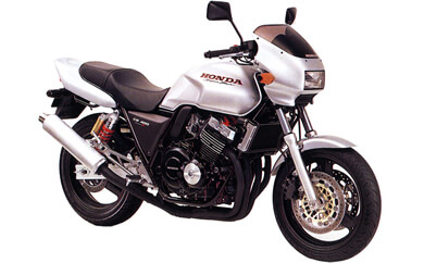 ホンダ CB400SF バージョンR
