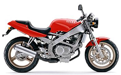 ホンダ VT250 スパーダ