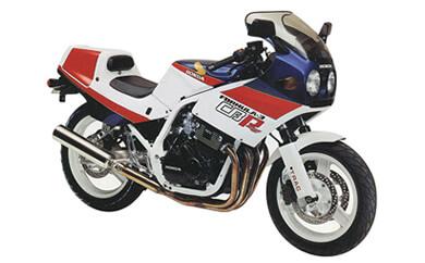 ホンダ CBR400F エンデュランス
