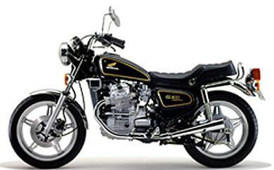 ホンダ GL400 カスタム