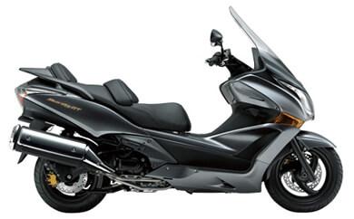 ホンダ シルバーウイングGT600 ABS
