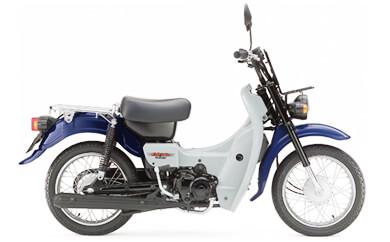 スズキ 2サイクルバーディー50