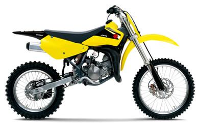 スズキ RM85L