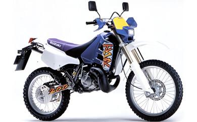 スズキ TS200R