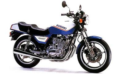 スズキ GSX400F