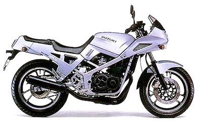 スズキ GSX400XSインパルス