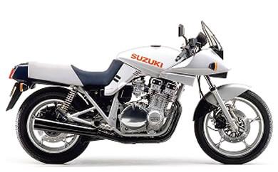 スズキ GSX1000S カタナ