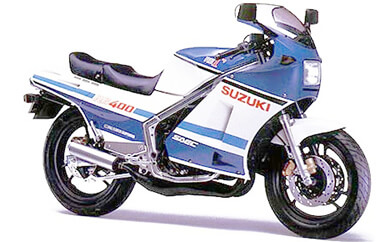 スズキ RG500ガンマ