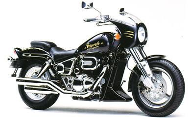 スズキ デスペラード800X