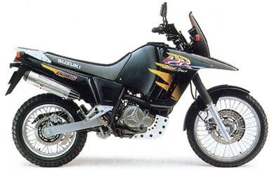 スズキ DR800S BIG