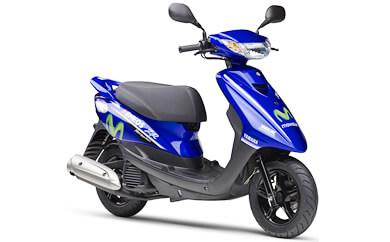 ヤマハ ジョグZR Movistar Yamaha MotoGP Edition