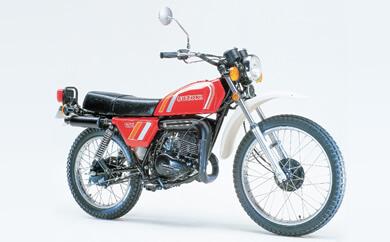 スズキ TS125