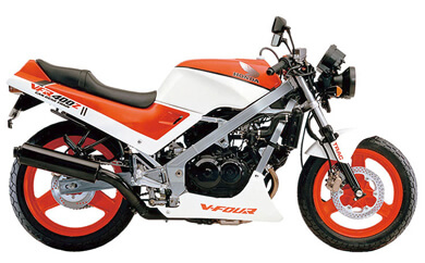 ホンダ VFR400Z