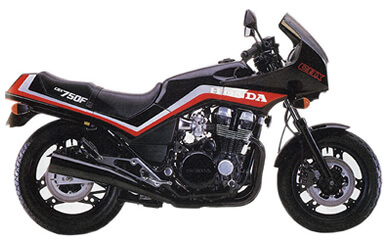 ホンダ CBX750F