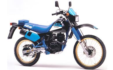スズキ SX125R