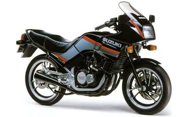 スズキ GS250FW
