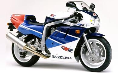 スズキ GSX-R750RK