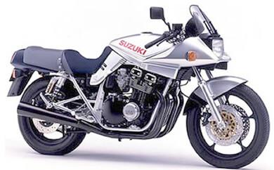 スズキ GSX1100s カタナ