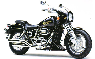 スズキ デスペラード800