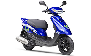 ヤマハ ジョグZR Movistar Yamaha MotoGP Edition