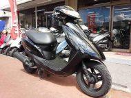 ホンダ Dio FI/AF68 中古 ブラック 49,800円(税込) メーター走行距離4,245km PGM-FI+シャッターキー付 4サイクル車