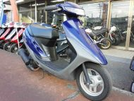 ホンダ スーパーDio 中古 ネイビーブルー 格安29,800円 メーター走行距離8,011km 2サイクルエンジン