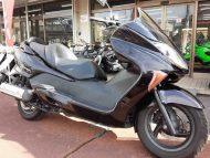 ホンダ フォルツァZ ブラック オートマ&マニュアルモード付き 走行距離31,075km