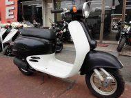 ホンダ ジョルノ ブラック&ホワイト 格安29,800円 2サイクル車