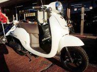 ホンダ ジョルノ FI ホワイト 走行距離22,145km  4サイクルエンジン