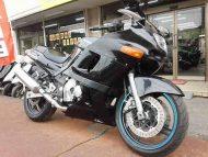 カワサキ ZZR400 N型 ブラック 走行距離28,784km 水冷4サイクル